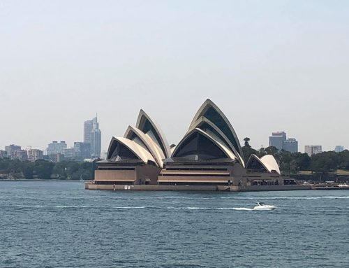 Day 73/137! As I promised yesterday, now you receive pictures of the best spot to the most famous building in the world: The Sydney Opera House!
